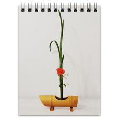 Блокнот Ikebana, Plants, Plant, Flower Arrangements, Planets