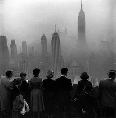 Eliot Elisofon, New York, 1953.