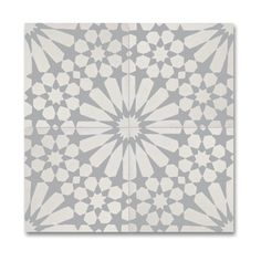Shop for Agdal Grey and White Handmade Cement/ Granite 8 x 8-inch Floor and Wall Tile (Morocco) (Pack of 12). Get free delivery at Overstock.com - Your Online Home Decor Outlet Store! Get 5% in rewards with Club O!