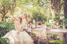 Garden Wedding Ideas in Marsala {Nadia Basson Photography} Girls Dresses, Flower Girl Dresses, Bridesmaid Dresses, Wedding Dresses, Marsala, Garden Wedding, Green, Flowers, Photography