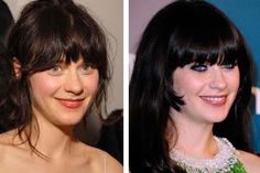 Zooey Deschanel Plastic Surgery Before and After