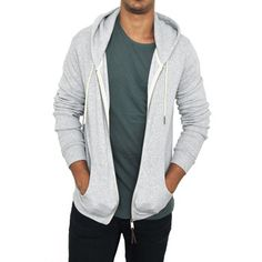 """Industrie THE W12 ALL STARS HOODIE:""""50% Cotton 50% Polyester. Zip through hoodie with joey pocket""""."""