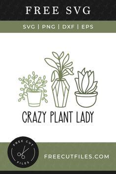 Cricut Explore Air, Free Plants, Cricut Creations, Svg Files For Cricut, Silhouette Cameo, Diy Projects, Clip Art, Lady, Die Cutting