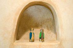 Riad Adarissa, Fés Painting, Morocco, Painting Art, Paintings, Painted Canvas, Drawings