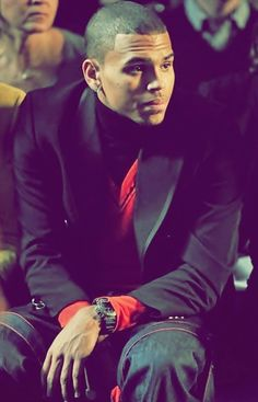 Chris Brown...can't help it. I love his music!
