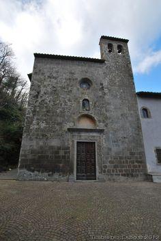 Lazio, Marta (Viterbo) - Santuario della Madonna del Monte - Photo M. Pesci (01-2012) - © All rights reserved - Tesori del Lazio
