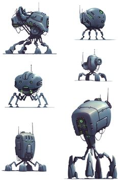 Mechanuary on Behance