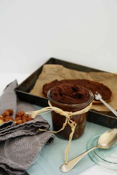 You've seen it here first! Healthy chocolate, sweet potato and hazelnut spread (almost raw, vegan, gluten-free, paleo, whole food) – eyecandypopper.com