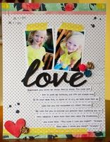 A Project by justem from our Scrapbooking Gallery originally submitted 11/03/13 at 07:35 AM