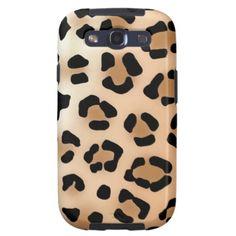 Leopard Print - Samsung Galaxy S3 Vibe Case