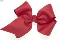 M Crimson Reg. Boutique Bow