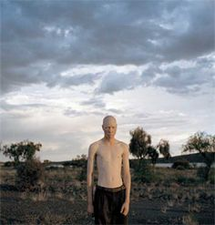 "Pieter Hugo (South Africa), ""Sam Klein Karoo"", 2003, C-print – 112 x 112 cm, Courtesy of Galerie Sébastien Bertrand, Geneva, Switzerland  African artists tackle pressing issues in Ici L'Afrique africanperspectivesblog / May 10, 2014"