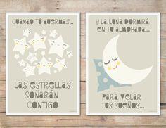 "Image of Pack de láminas ""Dulces Sueños"" / Posters ""Sweet Dreams"""