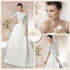 The dress of my wedding dreams!