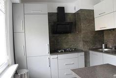 Mała kuchnia w bloku 4
