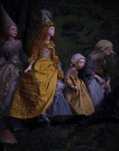 Anna Brahms Art Dolls Faeries Nature Spirits 2016