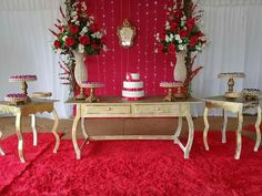 Exemplo de painel Birthday Decorations, Wedding Decorations, Maria Clara, Ideas Para, Backdrops, Table Settings, Baby Shower, Party, Color