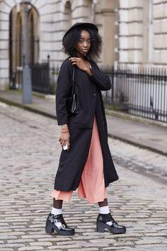 #LFW #StreetStyle #FashionWeek