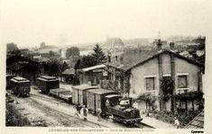 chatillon sur chalaronne gare - Google Search