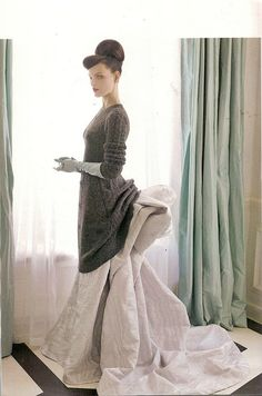 Guinevere Van Seenus by Steven Meisel for Vogue September 2010 by Winter Phoenix, via Flickr