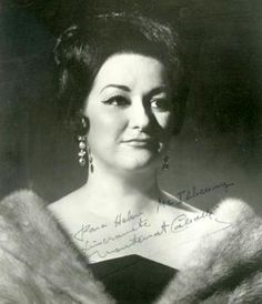 Montserrat Caballé incredible legato and high pianissimi !