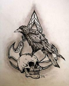Assassins Creed Tattoo, Tatuajes Assassins Creed, Arte Assassins Creed, Best Assassin's Creed, Assasing Creed, Tattoo Design Drawings, Tattoo Designs, Black Ops Zombies, Lower Arm Tattoos