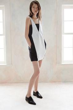 Sachin & Babi Spring 2015 Ready-to-Wear Fashion Show - Yumi Lambert