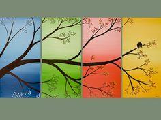 I love tree paintings