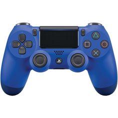 Sony Playstation4 Dualshock4 Wireless Controller (wave Blue)