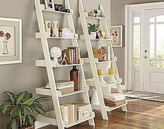 painter's ladder shelf - Google Search