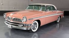 1955 Chrysler New Yorker Maintenance/restoration of old/vintage vehicles: the material for new cogs/casters/gears/pads could be cast polyamide which I (Cast polyamide) can produce. My contact: tatjana.alic@windowslive.com