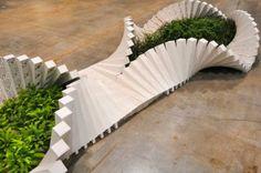 modular garden by Ascensio Mah and Harvard students