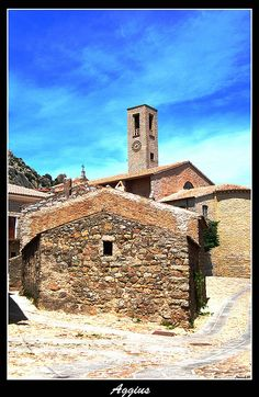 Aggius, Sardegna #Sardinia #italy