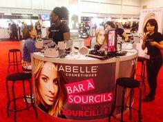 Bar à sourcils Annabelle - Tracez sans sourciller! Salon d'achat Jean Coutu 2015. #galaPJC #galapassionbeauté