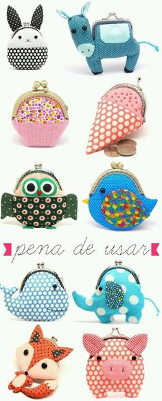 Cute pet frame purses from Misala Handmade on Etsy. Fabric Crafts, Sewing Crafts, Sewing Projects, Frame Purse, Diy Couture, Creation Couture, Fabric Bags, Sewing Hacks, Purses And Bags