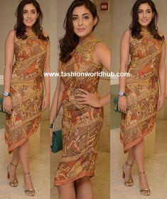 Madhu Shalini in Sashikant Naidu   Fashionworldhub