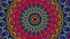 Výsledek obrázku pro mandala barevná