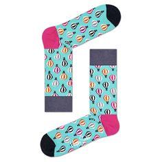 HAPPY SOCKS | Shop Happy Socks Ballons Socks in Light Pastel Green at…