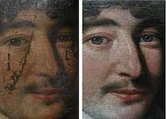 details portraits anciens peinture - Recherche Google