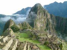 Macchu Picchu-Peru. first place I want to visit in south america