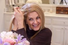 Tanya Foster | Dallas Lifestyle Blogger | How to cover your roots between salon appointments | https://tanyafoster.com