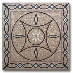 Ancient Roman Mosaic Patterns | ancient roman mosaics images - best ancient roman mosaics photos from ...[square, circle, canopy and rosetta of the Firmament]
