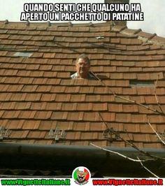 Anche a 10km di distanza  #vignetteitaliane.it #vignette #divertenti #italiane #funny #lol #immagini #pics #cibo