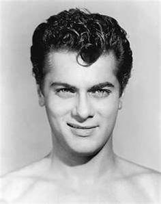 Tony Curtis 1950