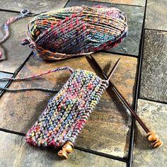 beginners knitting