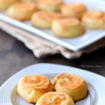 Sriracha Chicken Pinwheels & The Pillsbury Holiday Bloggers Event