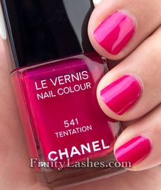 Chanel Le Vernis in Tentation