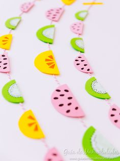 Fiesta Decorations, Ideas Para Fiestas, Summer Treats, Summer Diy, 2nd Birthday Parties, Art Activities, Party Time, Diy And Crafts, Projects To Try