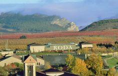 Classic wineries of #Rioja