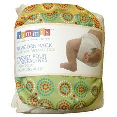 Bummis Newborn Pack